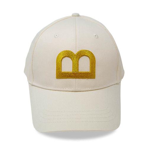 MOTB White Logo Cap