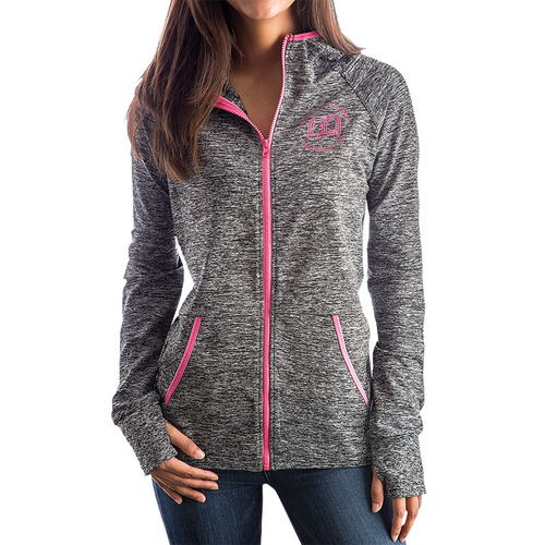 Womens Athletic Zip Jacket