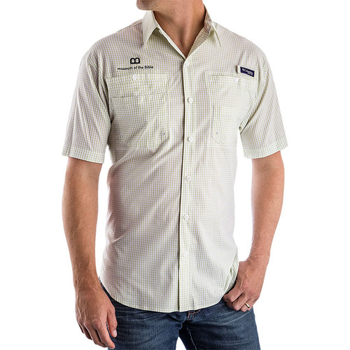 Columbia™ Super Tamiami Button-Down short-Sleeve Active Shirt