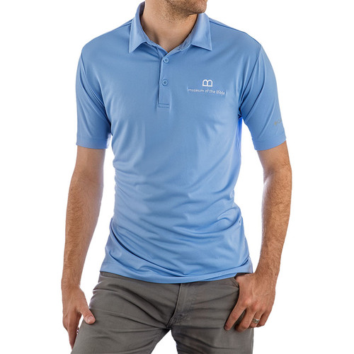 MOTB Mens Omni-Wick Drive Polo by Columbia