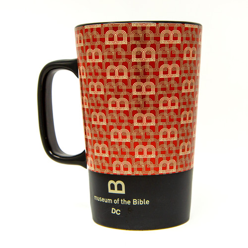 Tall Logo Wrap Mug