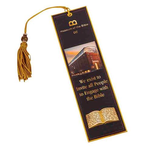 Exclusive Building Line Metal Bookmark