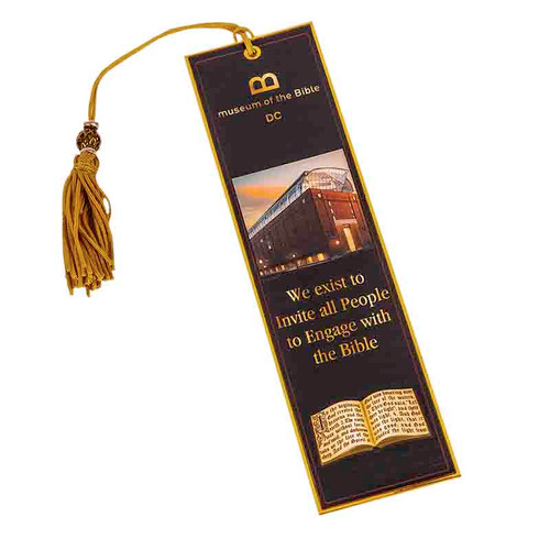 Exclusive Building Line Metal Bookmark