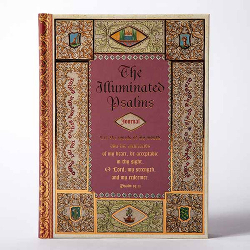 The Illuminated Psalms Journal | Museum of the Bible