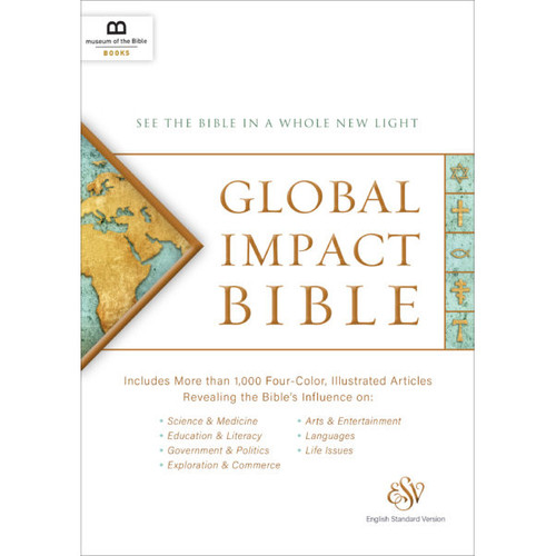 Global Impact Bible - See The Bible In A Whole New Light