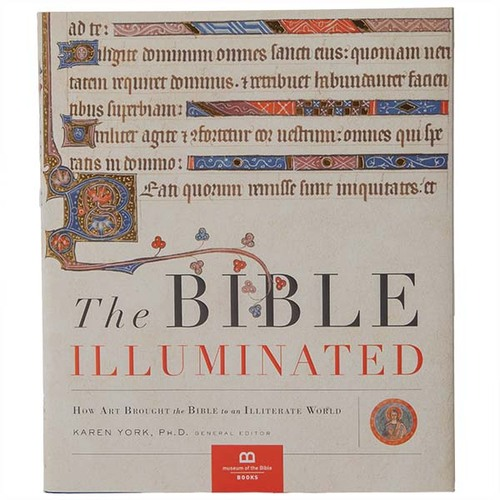 The Bible Illuminated, How Art Brought the Bible to an Illiterate World