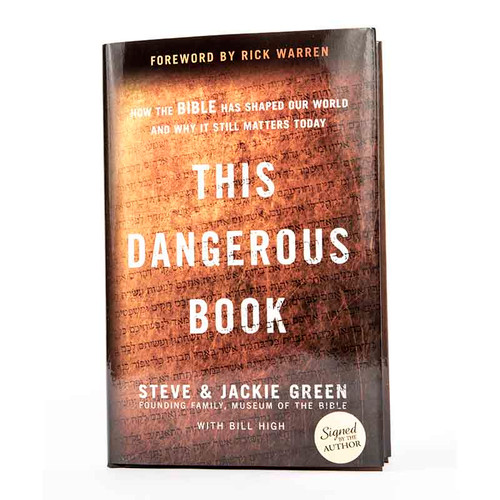 This Dangerous Book   Museum of the Bible