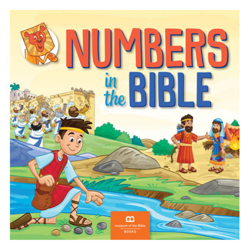 Numbers in the Bible Book - Museum of the Bible