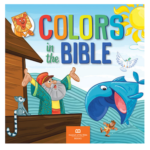 Colors in the Bible - Museum of the Bible