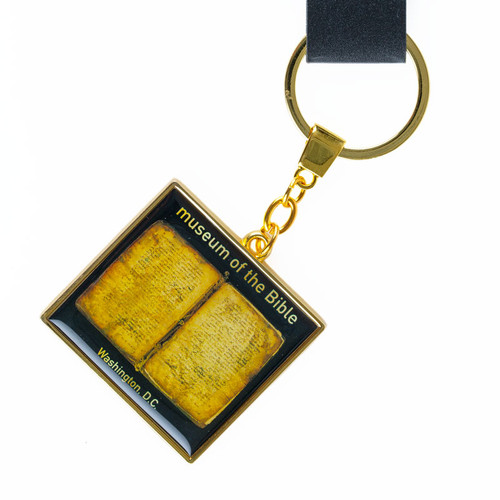 Khabouris Codex Key Ring