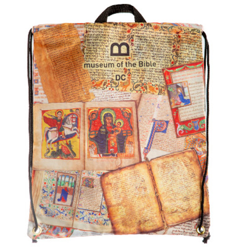 Artifact Line Cinch Bag | Museum of the Bible