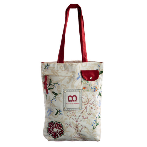 Exclusive Floral Tote Bag