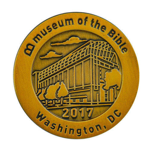 2017 Founder's Commemorative Pin