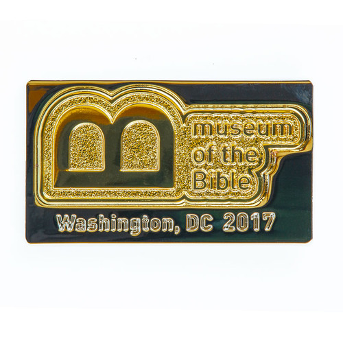 Founder's Silver and Gold Lapel Pin
