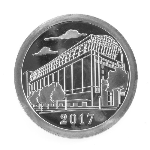 2017 Founders Commemorative Coin | Museum of the Bible