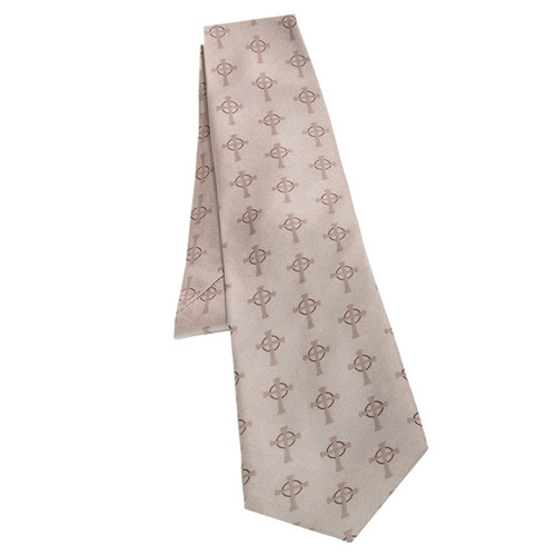 The Litany Prayer Cross Tie | Museum of the Bible
