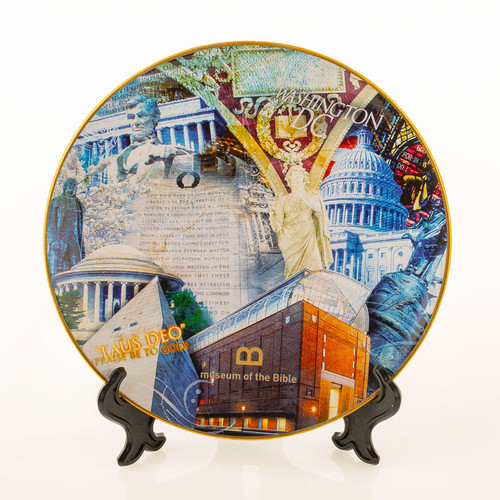 Washington Revelations Display Plate | Museum of the Bible