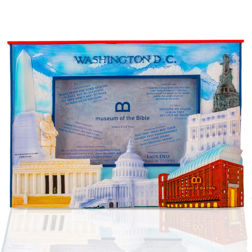 4 x 6 Washington Revelations Picture Frame | Museum of the Bible
