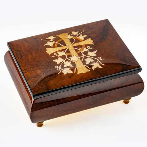 The Litany  Italian Music Box | Museum of the Bible