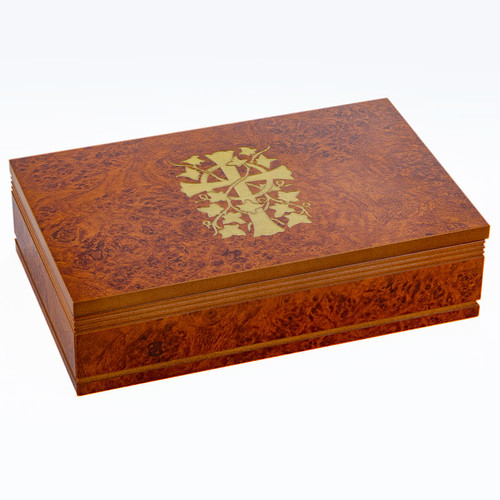 The Litany Burlwood Storage Box | Museum of the Bible