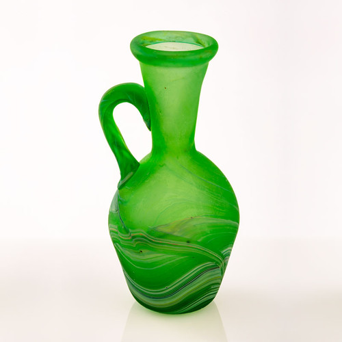 Hebron Glass Jar Version 4 | Museum of the Bible