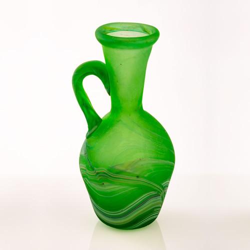 Hebron Glass Jar Version 4 | Museum of the Bible