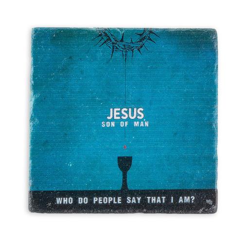 Jesus, Son of Man Magnet