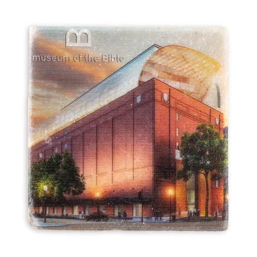 Museum of the Bible Building Magnet