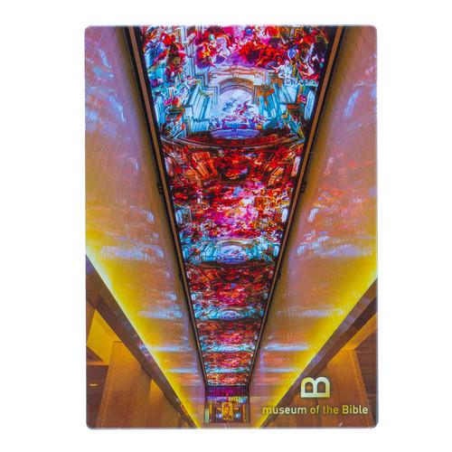 Sant Ignazio Ceiling Art Magnet
