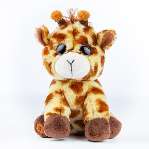 "6"" Beanie Giraffe"