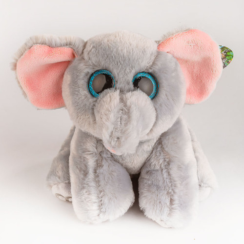 "6"" Beanie Elephant 