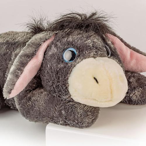"18"" Noah's Ark Floppy Donkey | Museum of the Bible"