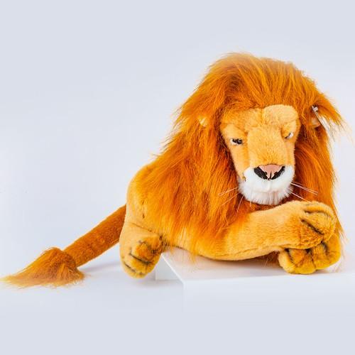 "15"" Noah's Ark Lion   Museum of the Bible"