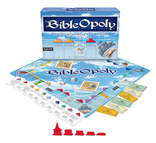 BibleOpoly - Museum of the Bible
