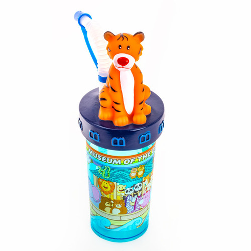 Noah's Ark Tiger Tumbler | Museum of the Bible