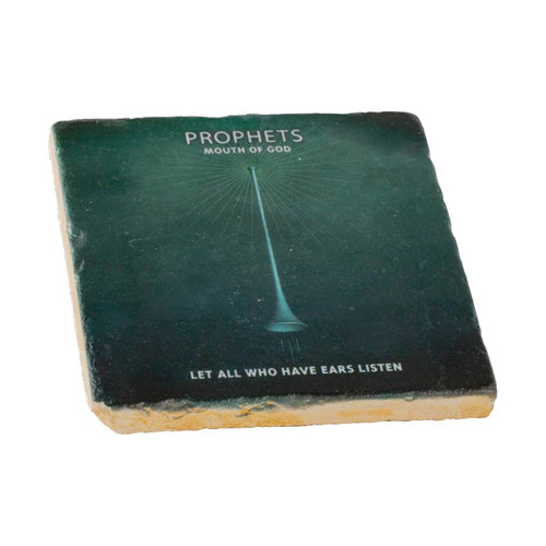 Prophets Mouth of God 4x4 Coaster