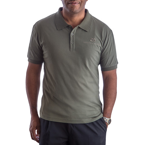 Museum of the Bible Men's Cotton Polo