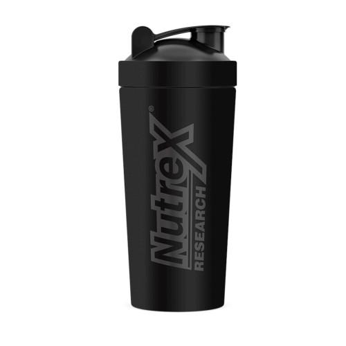 Nutrex Black Metal Shaker