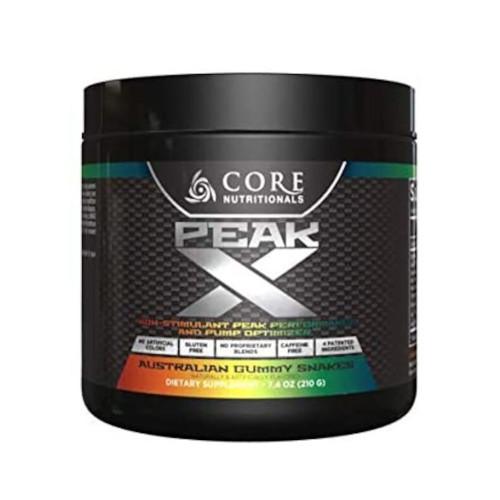 Core Nutritionals Peak X