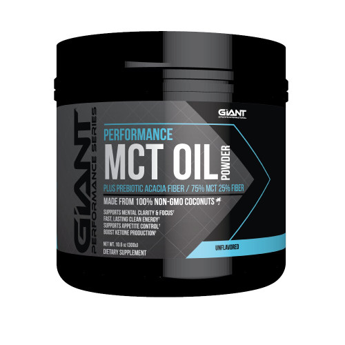 Giant Sports Performance Series MCT Oil Powder