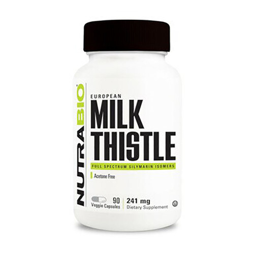 Nutrabio Labs Milk Thistle