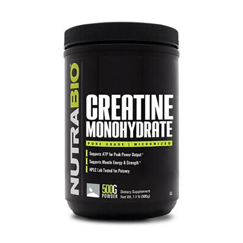 Nutrabio Labs Creatine Monohydrate 500g