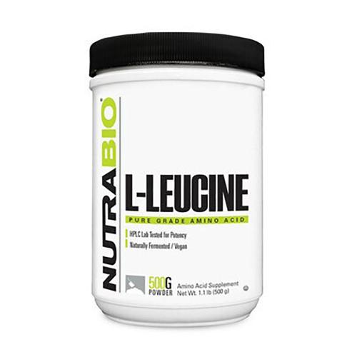 Nutrabio Labs L-Leucine 500g