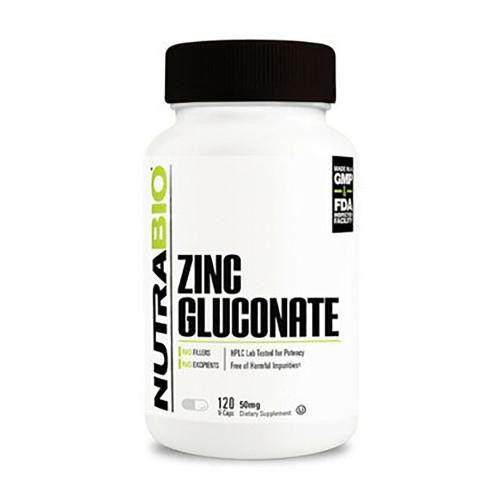 Nutrabio Labs Zinc Gluconate