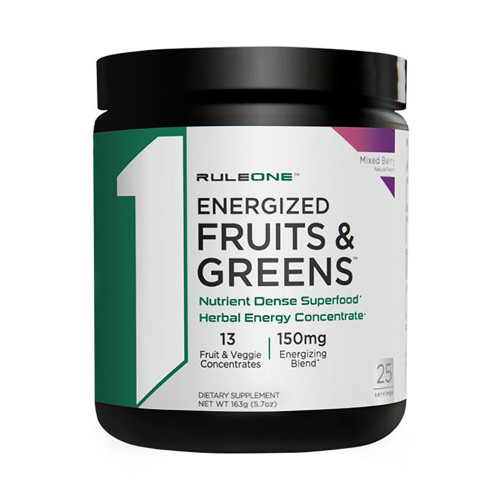 Rule 1 R1 Energized Fruits & Greens