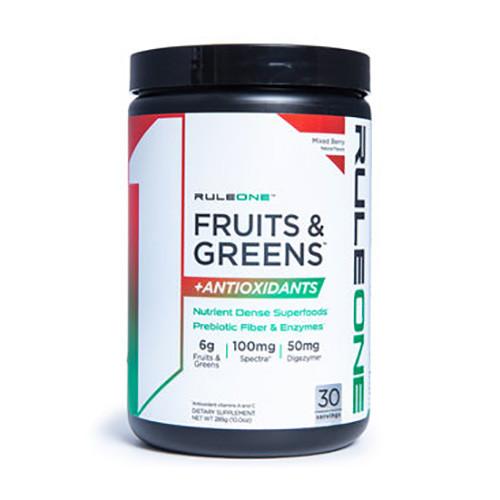 Rule 1 R1 Fruits & Greens + Antioxidants