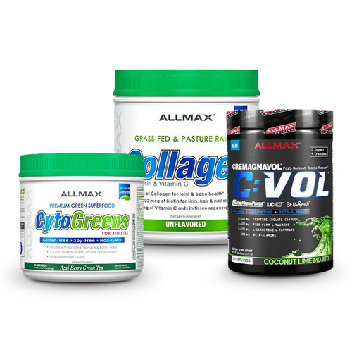 ALLMAX 'Complete Nutrition' Stack