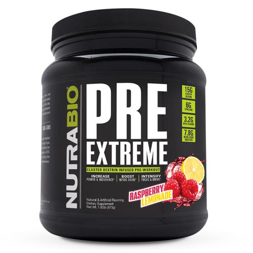 Nutrabio Labs PRE Extreme