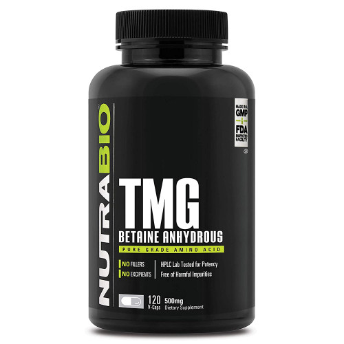 Nutrabio Labs TMG (Betaine Anhydrous)