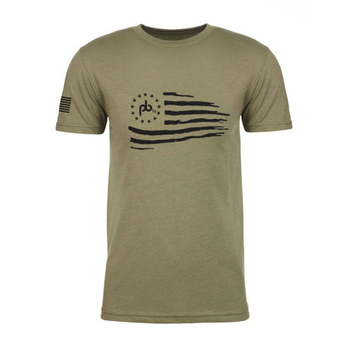 PointBlank 'Don't Tread On Me' T-Shirt